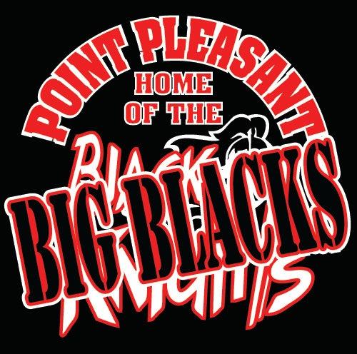 point pleasant big blacks weird high school team names