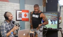 "Quinton ""Rampage"" Jackson Does The Gangnam Style Dance (Video)"