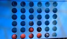 Ricky Rubio Plays Connect Four With Basketballs On Spanish Talk Show (Video)