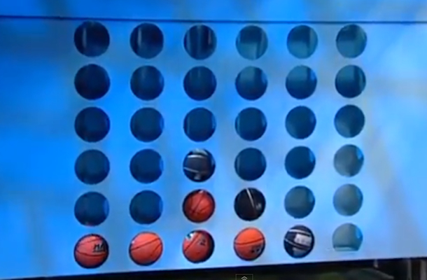 ricky rubio basketball connect four spanish talk show