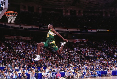 shawn kemp sonics monster jam lots of kids