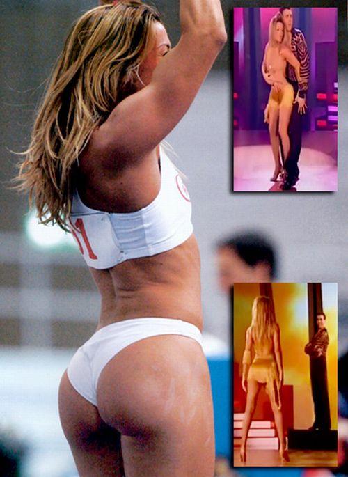 hot nude women runners