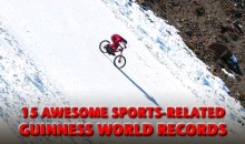 15 Awesome Sports-Related Guinness World Records