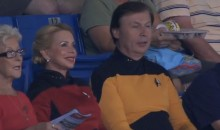 "It Was ""Star Trek Night"" At The Trop in Tampa Last Night (Video)"