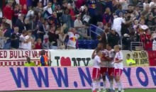 "Thierry Henry Scores Wicked Corner Kick ""Olimpico"" Goal (Video)"
