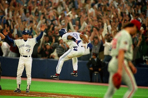 toronto blue jays 1993 joe carter world series home run
