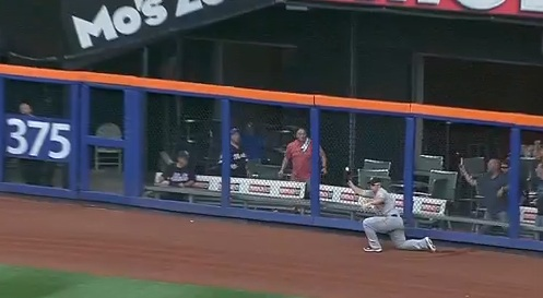 travis snider catch