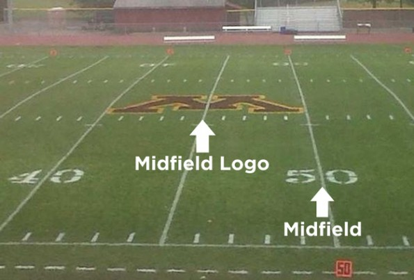 u of minnesota midfield logo