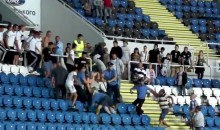 Check Out This Epic Fan Brawl From A Ukrainian Soccer Game (Video)