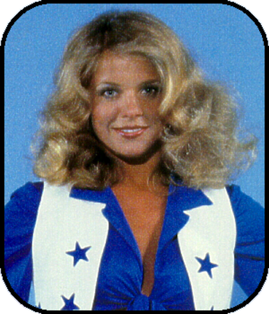 12 Billie Gosdin - Hottest Dallas Cowboys Cheerleaders 3