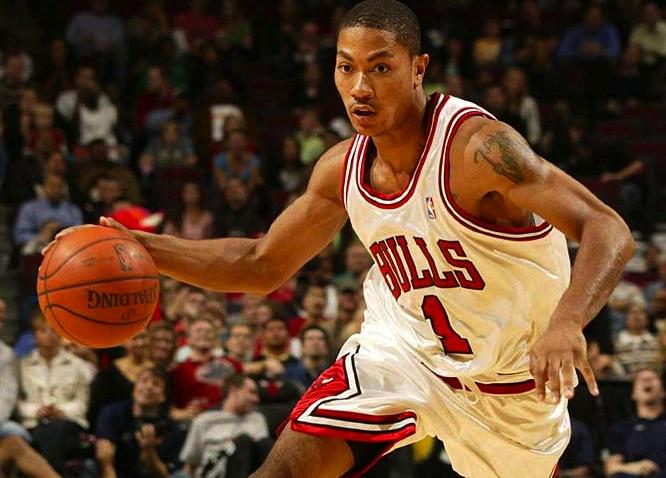 12 derrick rose bulls hometown sports heroes
