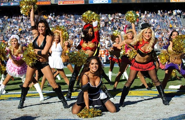 13-Sexy-Maid-NFL-Cheerleaders-Halloween-Costumes
