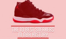 "Win A Pair Of ""The 10 Best Sneakers In NBA History"" From Complex And NBA 2K13"