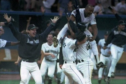1995 seattle mariners angels playoff game