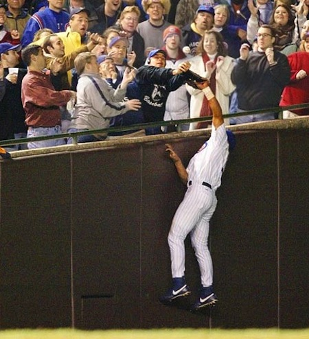 2 2003 nlcs cubs bartman play  greatest mlb postseason comebacks