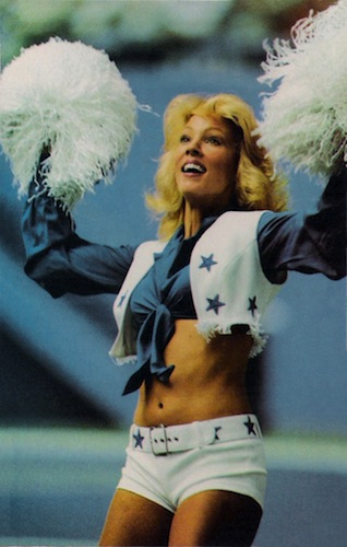 20 Denise Doran - Hottest Dallas Cowboys Cheerleaders