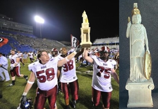 20 palladium trophy - battle for the palladium (troy trojans vs. middle tennessee blue raiders)