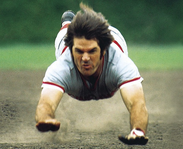 4 pete rose reds hometown sports heroes
