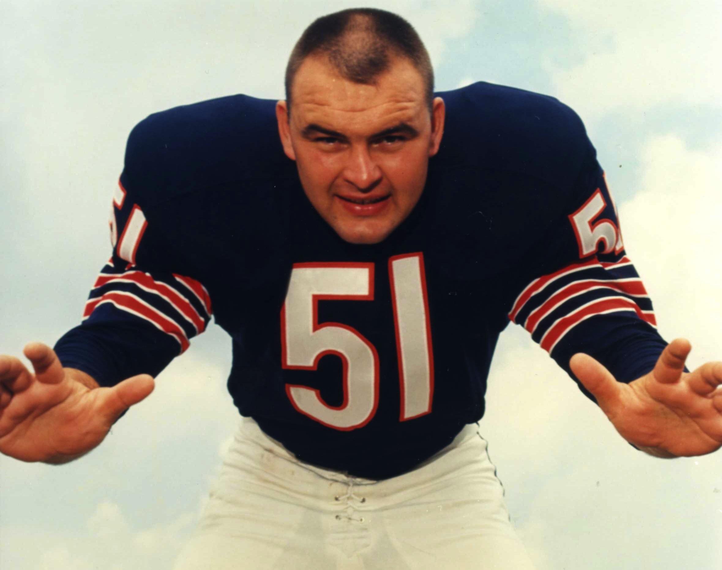 5 dick butkus bears hometown sports heroes