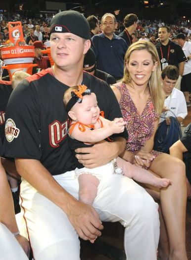 6 chelsea cain (matt cain) baseball world series wags