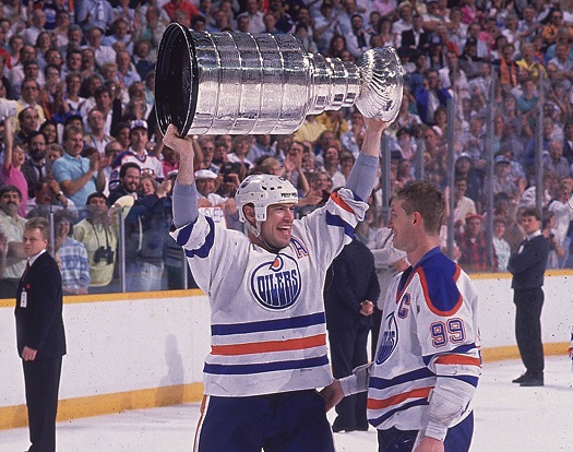 6  mark messier oilers cup hometown sports heroes