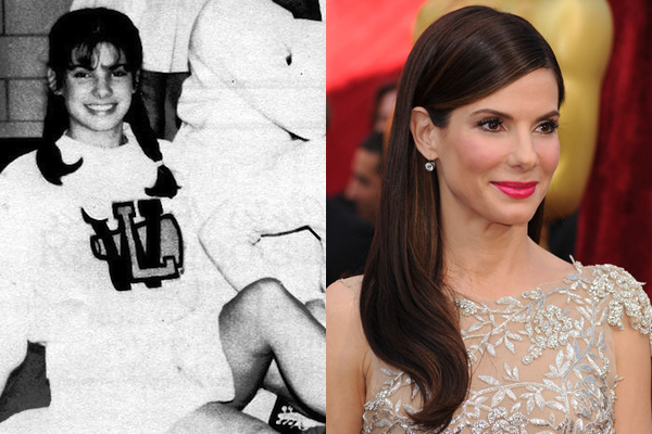 7 Sandra Bullock celebrities cheerleaders