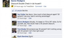 NFL Quarterbacks Facebook Convo: Week 6 Edition