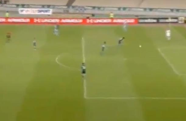 Panathinaikos own goal
