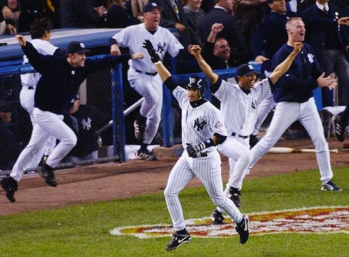 aaron boone walkoff home run 2003 yankees unlikely postseason heroes