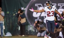 Stat Line Of The Night — 10/8/12 — Arian Foster