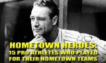Hometown Heroes: 15 Pro Athletes Who Played For Their Hometown Teams