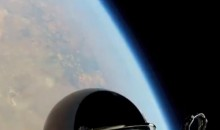 New Chest Cam Footage Lets You Experience Felix Baumgartner's Space Jump From His Point Of View (Video)