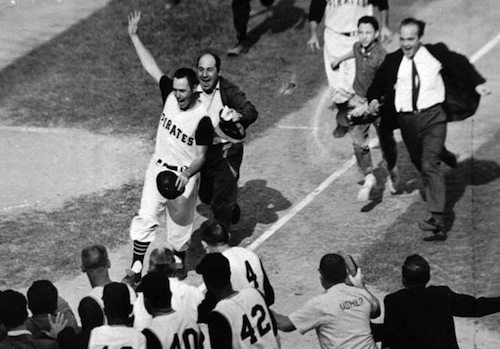 bill mazeroski 1960 home run unlikely postseason heroes