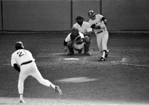 bucky dent 1978 yankees home run unlikely postseason heroes