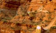 Check Out What Happens When A 68-Foot Canyon Jump Doesn't Work Out As Planned (Video)