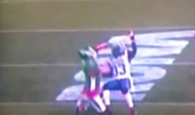 An Epic Flop And A Nasty Nut Shot From The Same CFL Game (Videos)