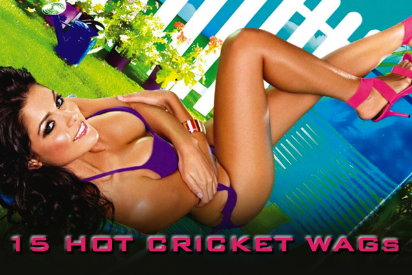 cricket wags