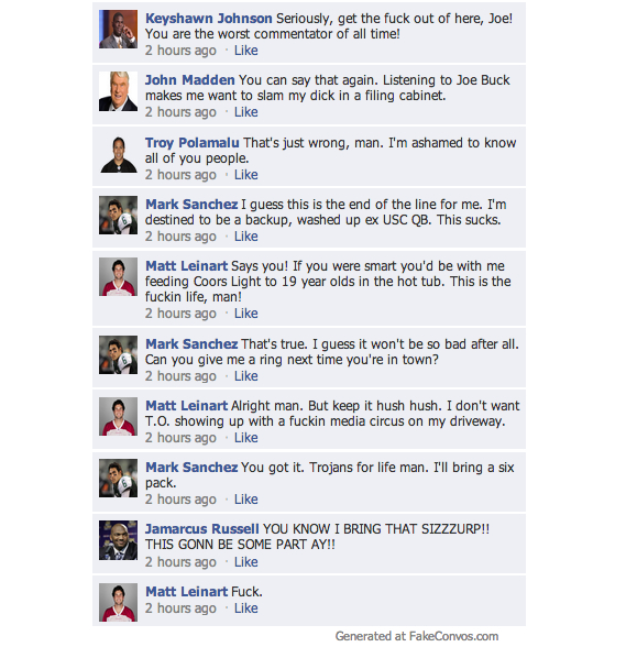 fake facebook conversation nfl 3