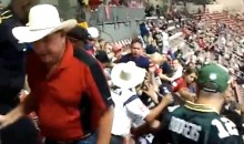 As Usual, There Were A Couple Of Drunken Fights Around The NFL This Past Weekend (Video)