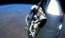 Felix Baumgartner Became The First Human Being To Travel Faster Than The Speed Of Sound Yesterday (Video)