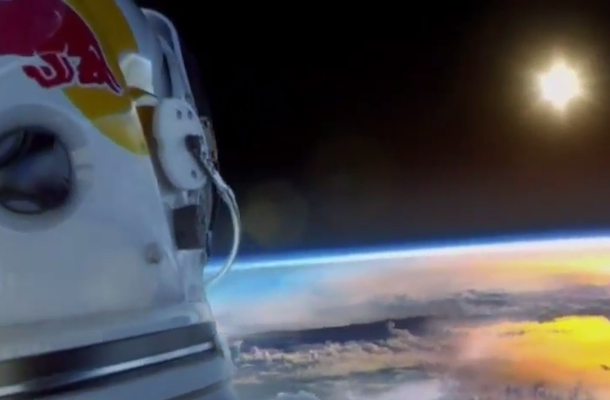 felix baumgartner skydive world record