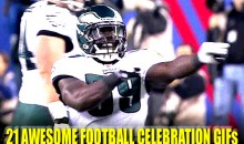 21 Awesome Football Celebration GIFs