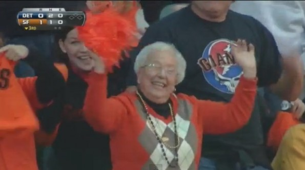 giants granny