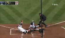 Yankees' Ichiro Suzuki Scores Thanks To A Matrix-Style Slide At Home (Video)