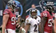 Houston Texans Defensive End J.J. Watt Is An All-Pro Trash Talker (Video)