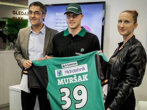 jan mursak olimpija slovenia nhl lockout
