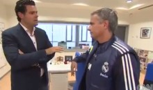 Story Time! Jose Mourinho Talks About Mario Balotelli On CNN (Video)