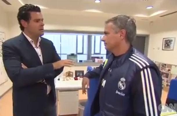 jose mourinho interview