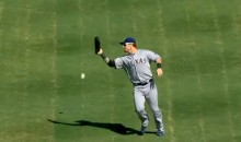 Josh Hamilton Error Hands the AL West Crown to the Oakland Athletics (Video)