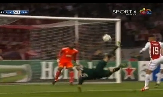 karim benzema bicycle kick goal